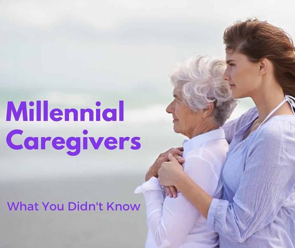 millennial caregivers