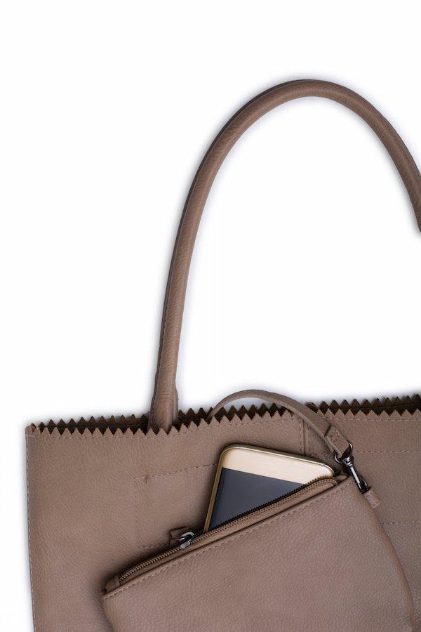 woman's work bag